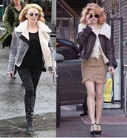 Kylie Minogue, Nicola Roberts fot. kolejno East News, Forum