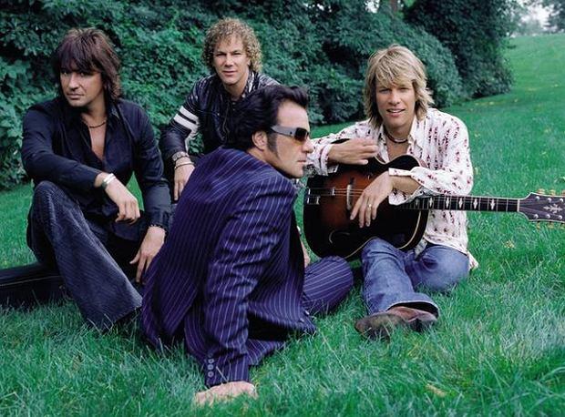 Bon Jovi, mat. prasowe