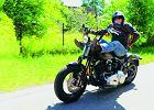 Harley-Davidson Cross Bones | Za kierownicą