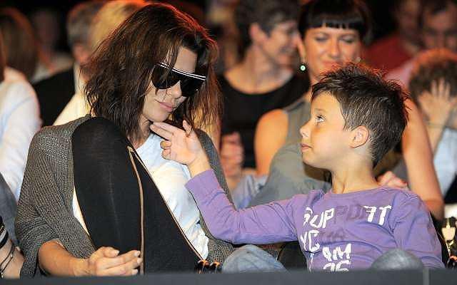 Allanek chce być jak sławna mama.
