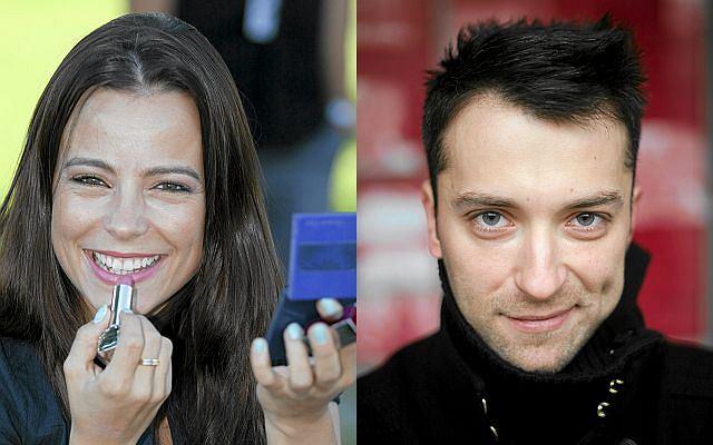 Anna Mucha i Filip Bobek wylądują w łóżku w nowym serialu TVN