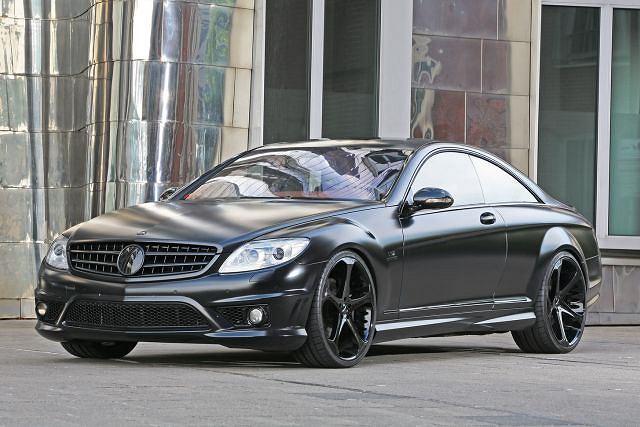 Anderson Mercedes CL65 AMG Black Edition