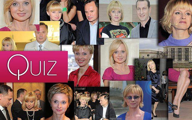 Jolanta Pieńkowska Quiz