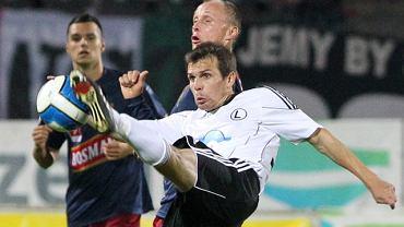 Poprzednie starcie Pogoni z Legią. Mecz w ramach Pucharu Polski w 2010 r. (0:1)