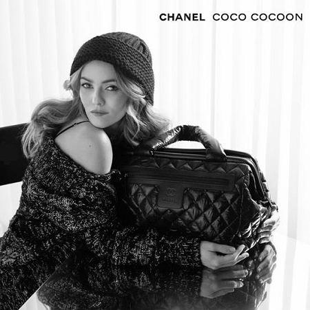 Vanessa Paradis w kampanii Coco Cocoon (jesień/zima 2010/2011)