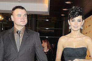 Dorota Gardias i Konrad Skóra. Ich małżeństwo się rozpadło.
