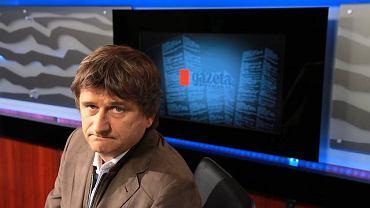 Janusz Palikot w rozmowie z Agnieszką Kublik. 24 września 2010 r.