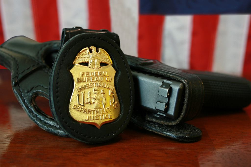 Odznaka FBI