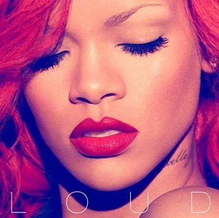 Rihanna, okładka płyty