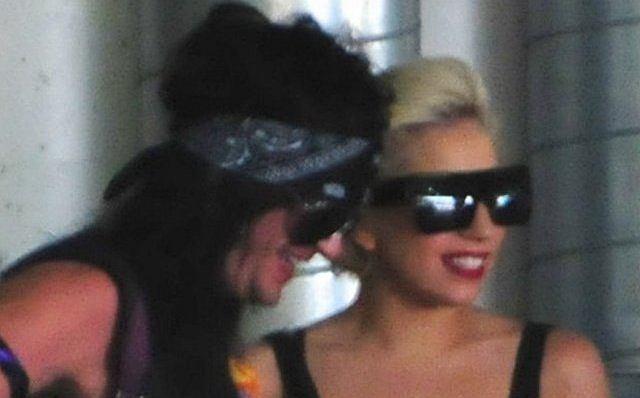 Lady Gaga i Luc Carl