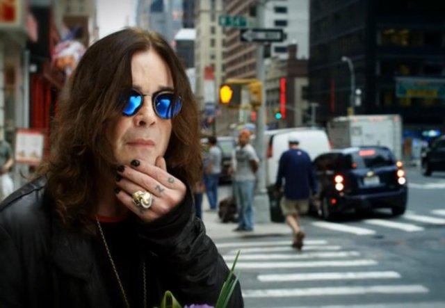 Ozzy Osbourne, kadr z klipu