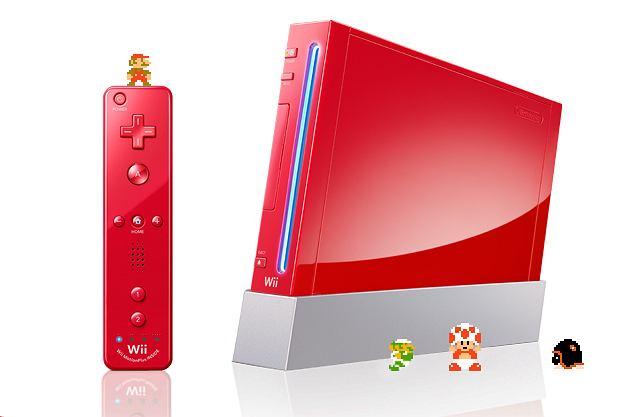 Wii na rocznicę Super Mario Bros