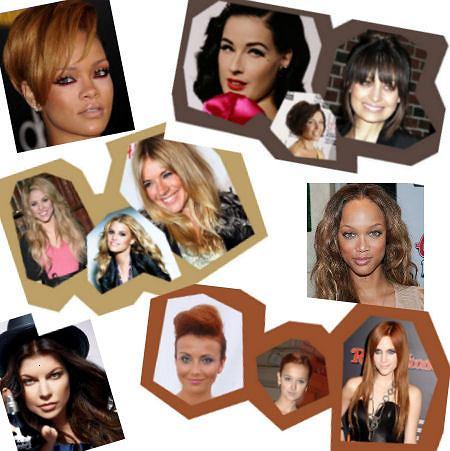 Quiz Jaki Kolor Włosów Pasuje Do Ciebie