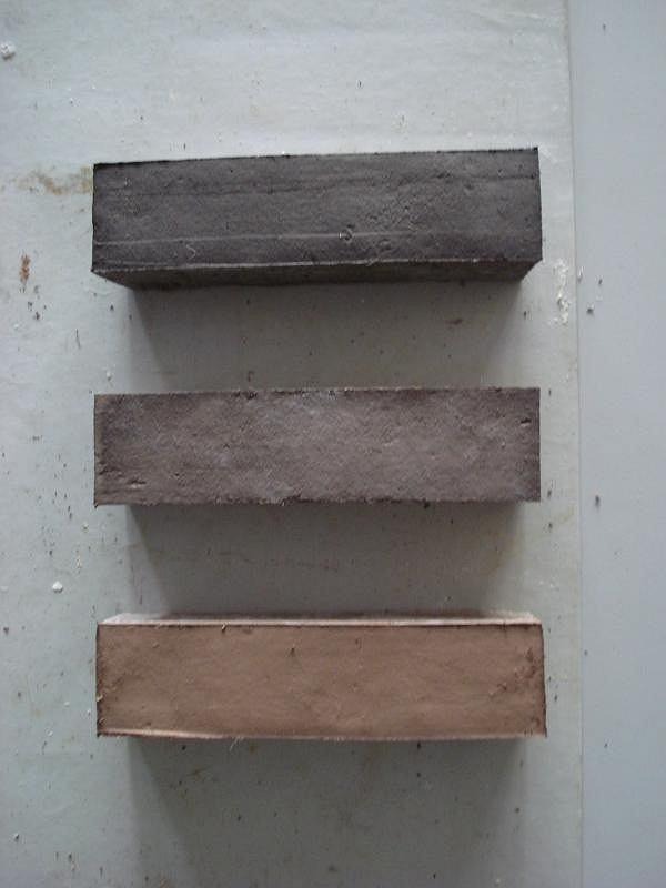 cegły z wełną