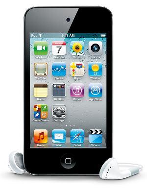 iPod TUOCH