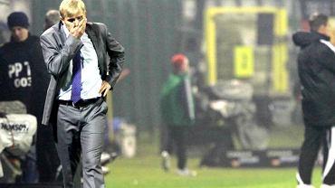 Trener Andrzej Kretek