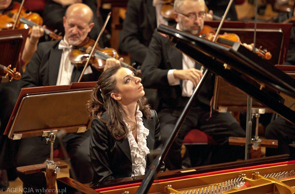 Zwyciężczyni XVI Konkursu Chopinowskiego Julianna Awdiejewa