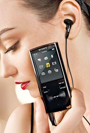 mp3: Sony NWZ-E450