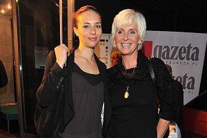 Anna Czartoryska z mamą Ewą Komorowską