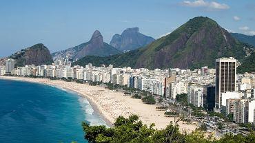 brazylia, copacabana, rio