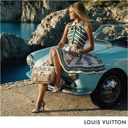 kampania Louis Vuitton Resort 2011