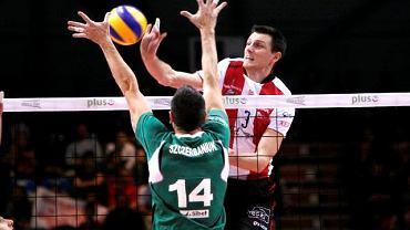Wojciech Grzyb w ataku