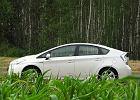 Toyota Prius - test | Za kierownicą