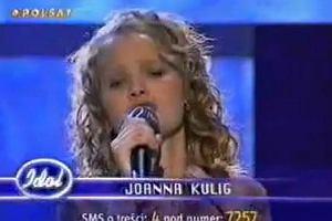 Joanna Kulig - gwiazda Szpilek na Giewoncie a kiedyś gwiazda Idola