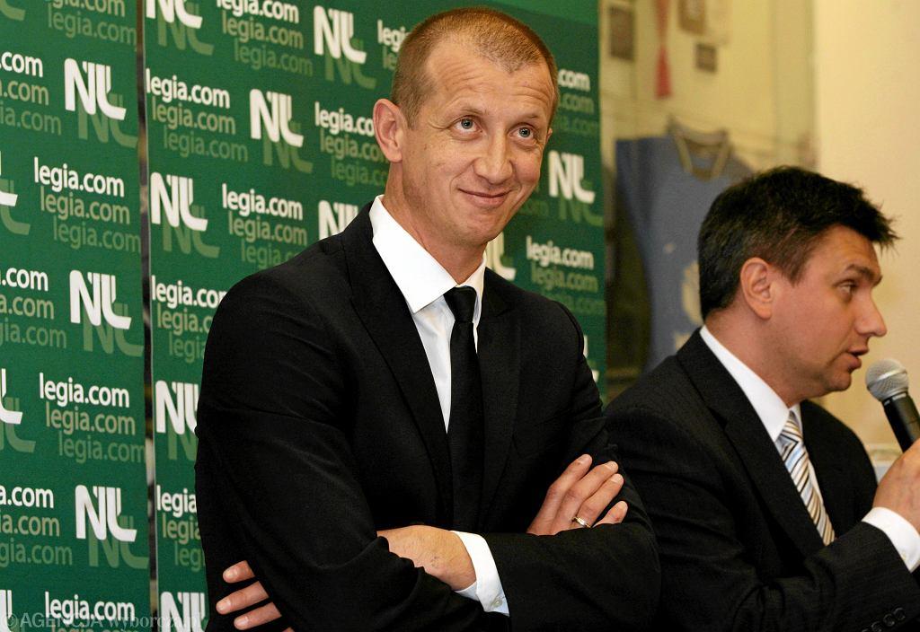 Marek Jóźwiak (z lewej)