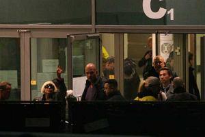 Lady Gaga przyleciała do Gdańska prywatnym odrzutowcem w piątek wczesnym popołudniem. Jej doskonały humor już na lotnisku zapowiadał fantastyczny wieczór.