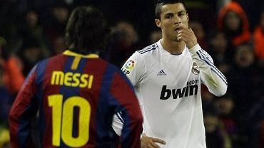 Leo Messi i Cristiano Ronaldo