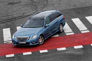 Mercedes E 350 CDI 4Matic - test | Za kierownicą