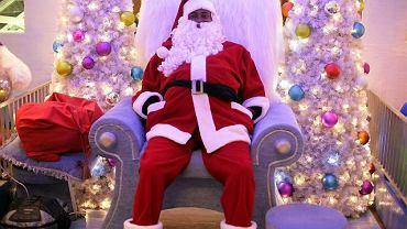 Święty Mikołaj z łódzkiej manufaktury