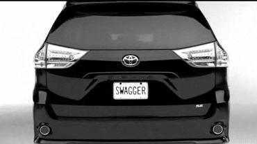 "Toyota Sienna ""Swagger Wagon"""