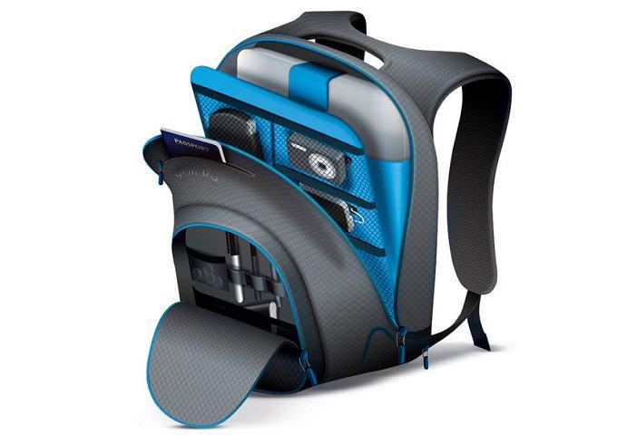 Trek Support - plecak z miejscem na elektroniczne gadżety