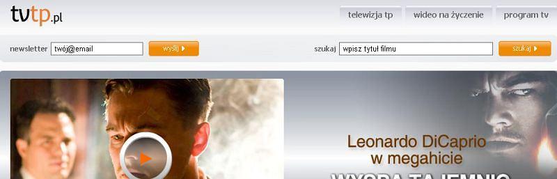 Serwis telewizyjny tvtp.pl