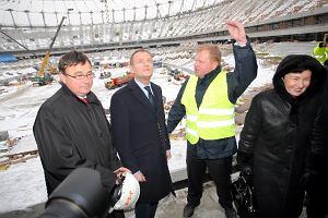 Superpuchar na Narodowym. Kapler: Superpucharu nie będzie, ale stadion jest gotowy