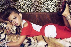 Francuskie wydanie magazynu Vogue opublikowało zdjęcia sześcioletnich dziewczynek ubranych w kreacje dla dorosłych kobiet i mocno potraktowanych makijażem. Autor zdjęć Sarif Hamza bardzo naraził się francuskiej opinii publicznej, która wprost zarzuciła mu promowanie pedofilii. On sam broni się tym, że chciał pokazać małe dziewczynki które tkwią w każdej dorosłej kobiecie. I pokazał, tyle że te dziewczynki niezdrowo tkwią  jedynie w ciuchach dorosłych kobiet.