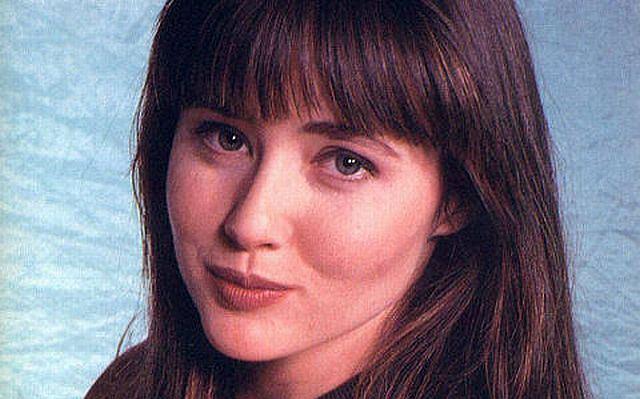 Shannen Doherty - w czasach serialu