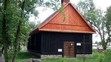 Kościół ewangelicki z XVII w.