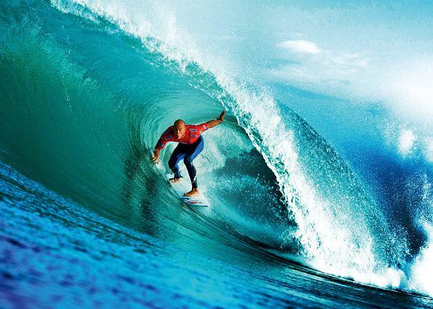 ASP World Tour - surfing profesjonalistów