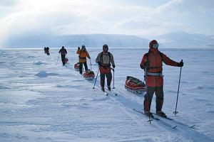 Norwegia. Spitsbergen - wyprawa