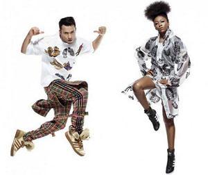 Adidas Originals & Jeremy Scott, wiosna 2011