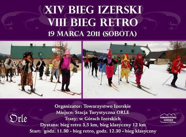 Bieg Izerski, fot. materiały organizatorów