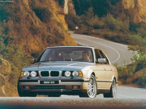 Galeria | BMW M5 [E34] (1988-1995)