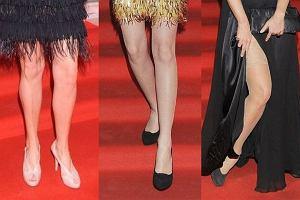 Długie nogi na czerwonym dywanie, wyczesane kreacje i kosmiczny lans... ach, cóż to był za bal!