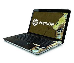 Laptop Koopman z serii HP Pavilion dv6 Rossignol Edition