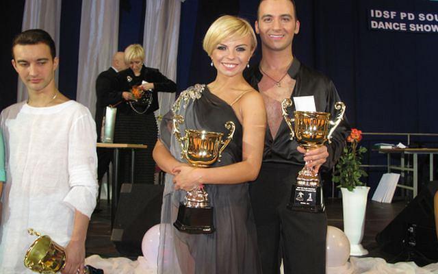 Stefano Terrazzino i Paulina Biernat