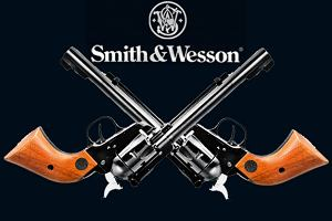 Smith & Wesson - legenda kalibru Magnum