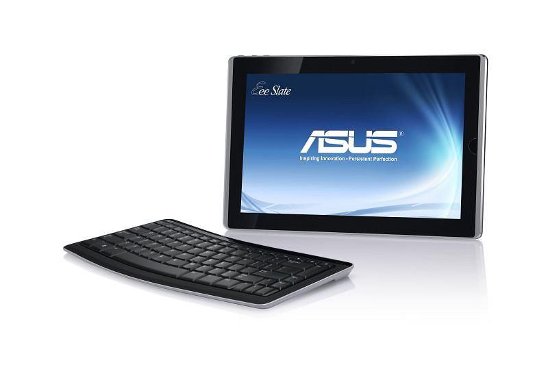 Eee Slate EP121 - tablet Asusa z Windows 7